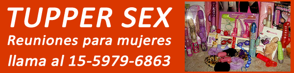 Banner Sex shop en Lanus